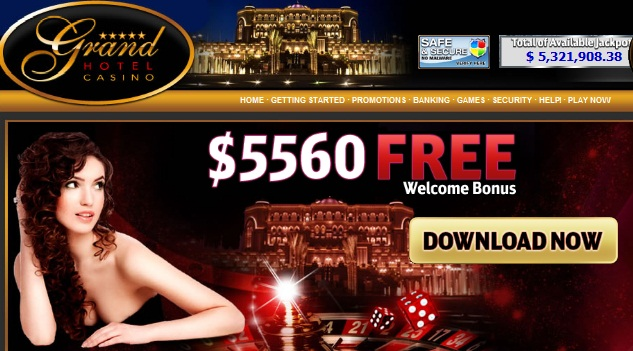 Grand hotel casino rewards charlestown races and slots entertainment