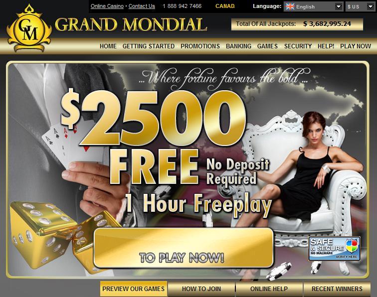 Casino Grand Mondial