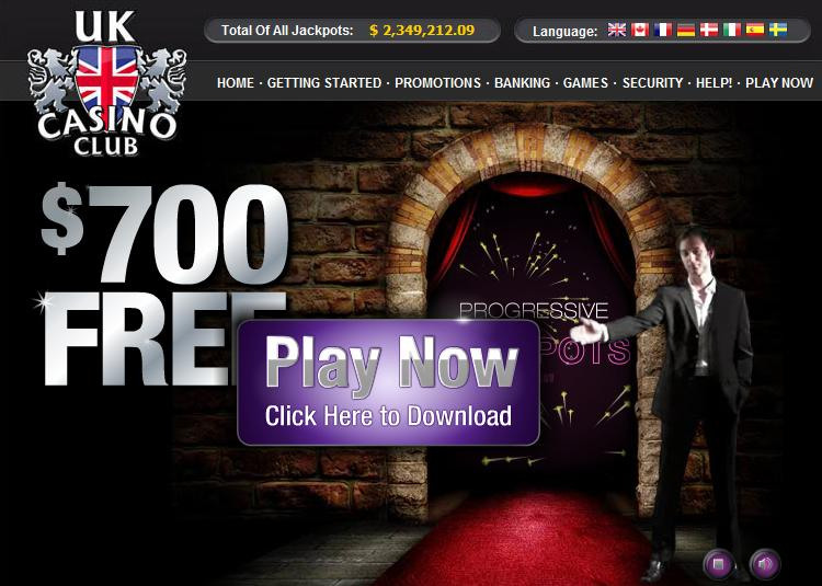 Visit UK Casino Club Casino
